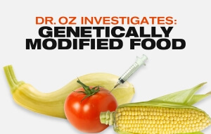 dr oz and gmo foods
