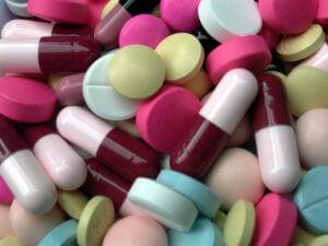 antibiotics pills