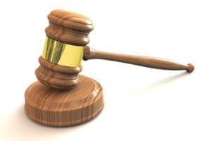 D Judges Gavel