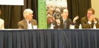 Senior Advisor Bobo Participates in a Panel of Biotech Experts