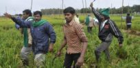 TH FARMERS PROTE f