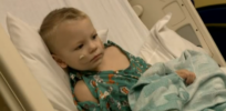Patient with Enterovirus via screencap x
