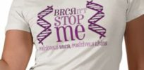 Positively BRCA T Shirt x