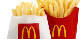 mcdonalds Small French Fries