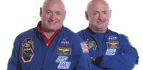 Nasas twin astronauts Sco