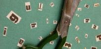scissors cutting letters CRISPR Shutterstock e