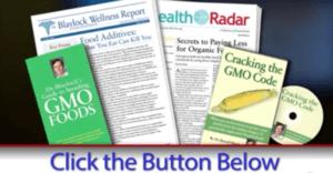 Newsman sells a variety of anti-GMO propaganda by Russell Blaylock.