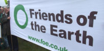 Stansted Public Inquiry Opening Day Friends of the Earth Supporters x thumb x e