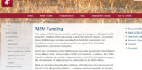 Benbrook M M Funding Apr e