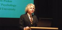 Steven Pinker Goettingen a