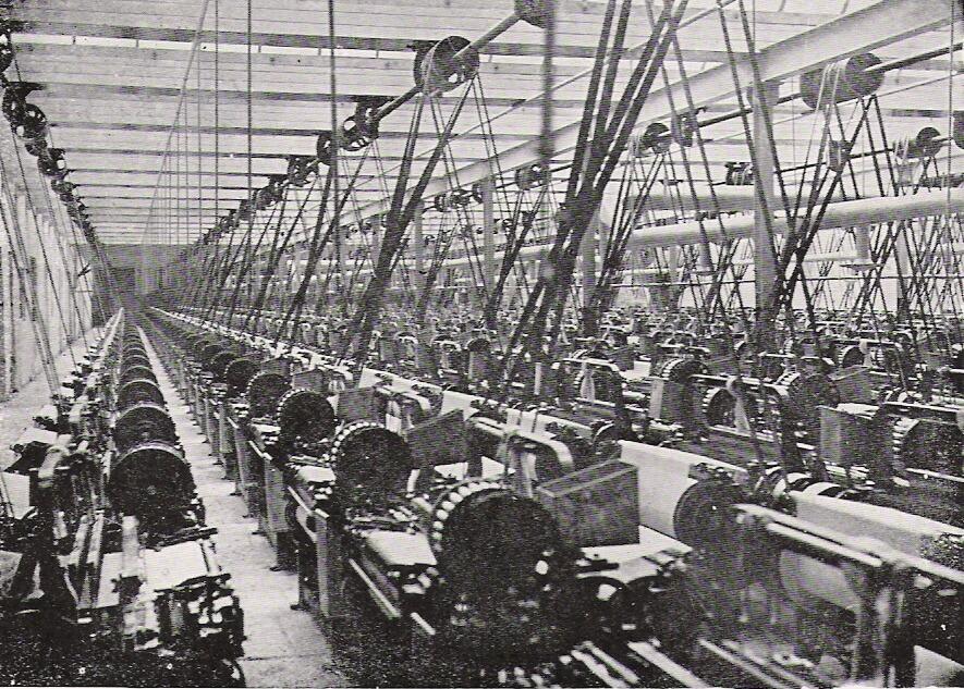 """Cotton mill"" by E.L. Hoskyn"