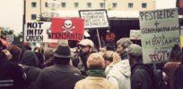monsanto protest germany x