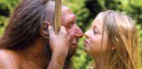 modern human neanderthal