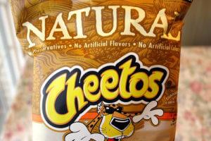 natural cheetos