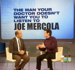 Dr. Mercola on the Dr. Oz show