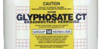 Glyphosate CT Image