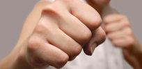 is fist fight x