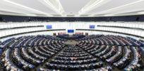 European Parliament Strasbourg Hemicycle Diliff