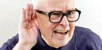 Hearing loss deafness presbyacusis old age
