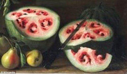 gmo watermelon before