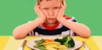 kids and veggies