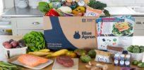 Blue Apron Box Product Shot x