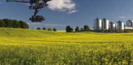 agricultural precision farming drone air e