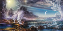 Early earth don dixon