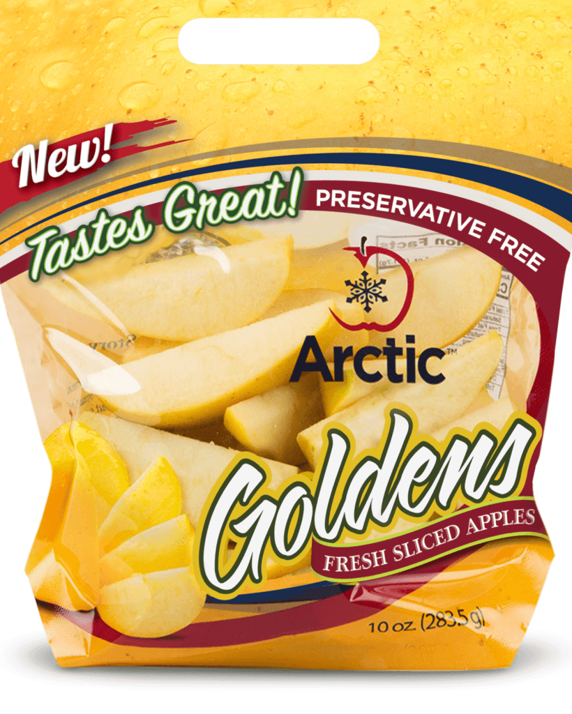 artic apples package
