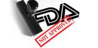 FDA NotApprovedStamp e