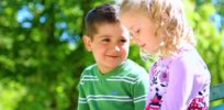 Twin studies suggest our genes heavily influence how children 'gaze' and view interactions