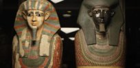 111-year old mystery solved: Egyptian mummies from 2000 BCE are half-brothers, DNA analysis shows