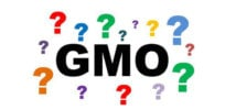 GMO question marks e