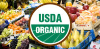 USDA organic produce