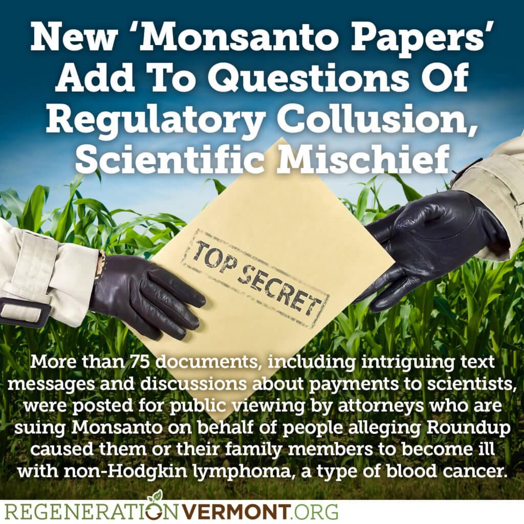 RV MonsantoPapersCollusion