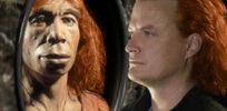 neanderthal paru rosu