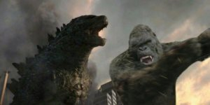 Godzilla vs King Kong Fan Art