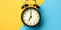 Clock lede