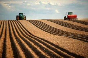 Agriculture Plowing Tractors