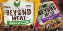Beyond Meat Vegan Food