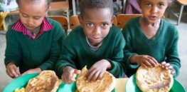 hunger in developing countries