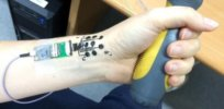 E-tattoos? 3D printable electronics could make them possible