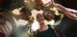 Lauren Corduck Family Friends