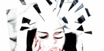 art mental health mental illness face broken women