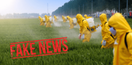 pesticides fake news