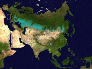 eurasian steppe belt
