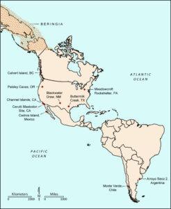 pre clovis western hemisphere x