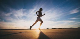 running x