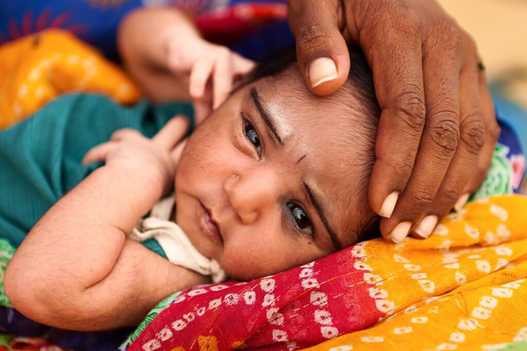 indian infant