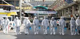 covid outbreak south korea becomes biggest coronavirus centre